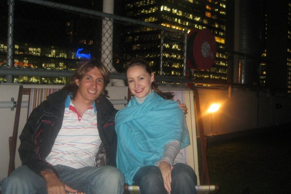 Roofbar in Melbourne