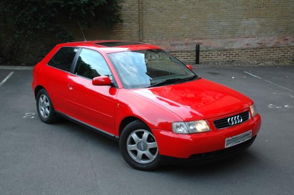 Audi A3 1.8 Sport